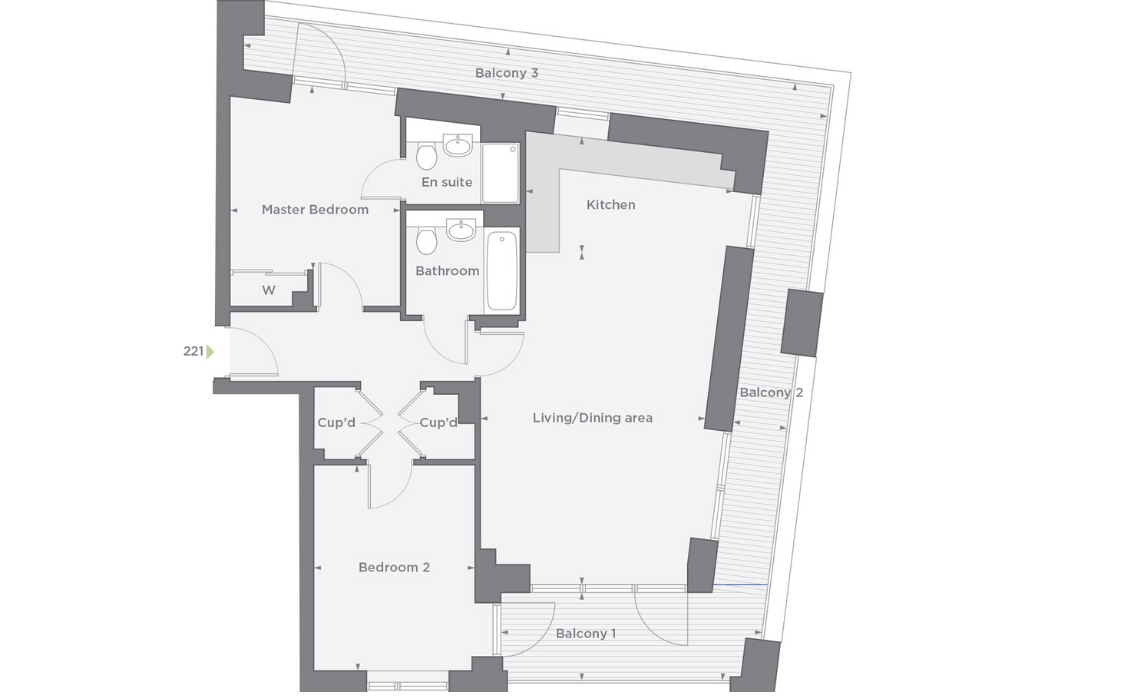 floorplan/Beacon/221