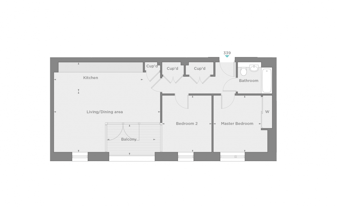 floorplan/Spinnaker/339