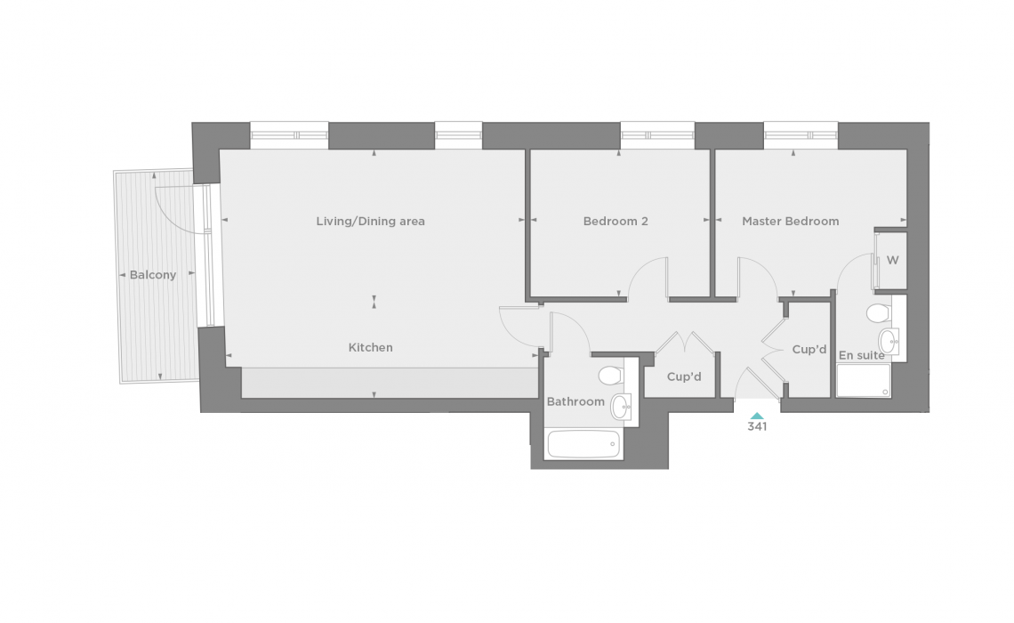 floorplan/Spinnaker/341