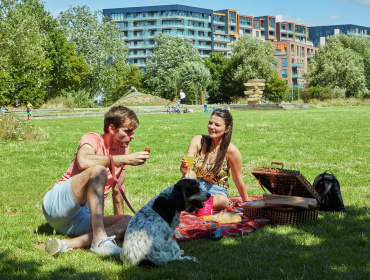 Summer is a fantastic time of year to enjoy Southern Park, located on your doorstep