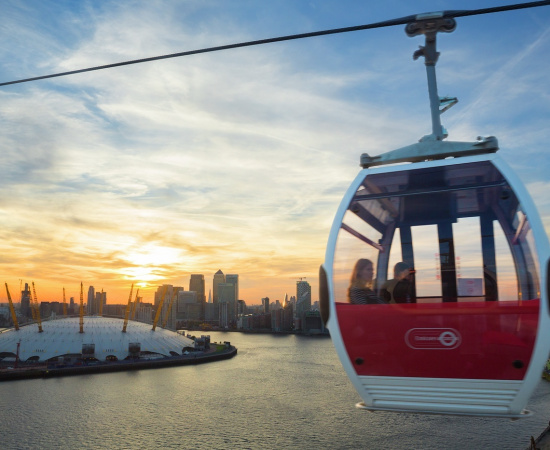 Cable Car at Greenwich