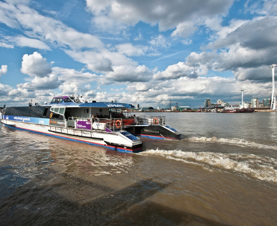 North Greenwich Ferry